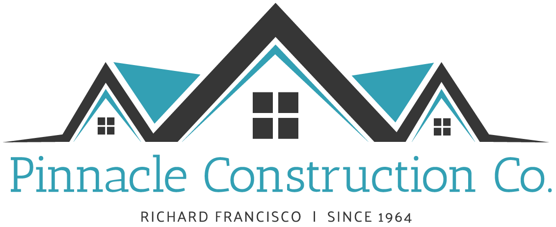 pinnacle construction logo color